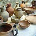Byzantine Pottery by Ellen Henneke