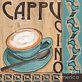 Cafe Nouveau 1 by Debbie DeWitt