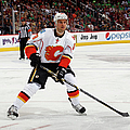 Calgary Flames V Phoenix Coyotes by Bruce Bennett