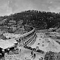 California Railroad by Granger