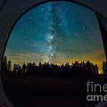 Camping Under The Stars by Michael Ver Sprill