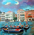 Canal Grande by Filip Mihail