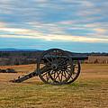 Cannons Of Manassas Battlefield by Scott Fracasso