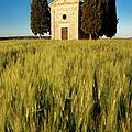 Cappella Di Vitaleta by Brian Jannsen