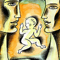 Caring Family by Leon Zernitsky