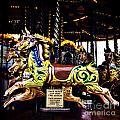 Carousel Horses by Steve Purnell