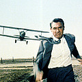 Cary Grant In North By Northwest  by Silver Screen