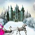 Castles Fantasy by Hao Chen