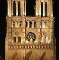 Cathedral Of Notre Dam by Gary Lobdell
