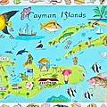 Cayman Islands by Virginia Ann Hemingson