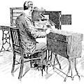 Census Machine, 1890 by Granger