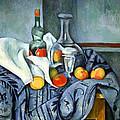 Cezanne's The Peppermint Bottle by Cora Wandel