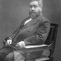 Charles Haddon Spurgeon (1834 - 1892) by Mary Evans Picture Library
