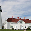 Chatham Light by Christiane Schulze Art And Photography