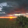 Chekili Sunset by Rudy Umans