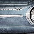 Chevrolet Corvair Emblem by Jill Reger