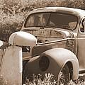 Chevrolet Rust Bucket by Glenn Aker