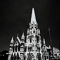 Black And White Basilica by Shaun Higson