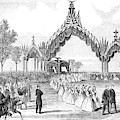Chicago Lincoln Funeral by Granger