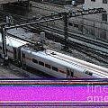 Chicago Train by Gregory Dyer
