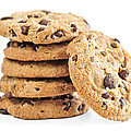 Chocolate Chip Cookies by Elena Elisseeva