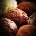 Chocolate Truffles by Elena Elisseeva