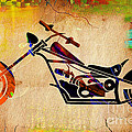 Chopper Art by Marvin Blaine
