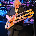 Chris Squire Of Yes by Donna Wilson