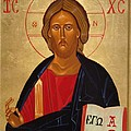 Christ Pantocrator by Joseph Malham