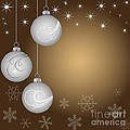 Christmas Background by Michal Boubin
