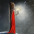 Christmas Candle By Shawna Erback by Shawna Erback