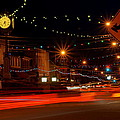 Christmas In Columbiana Ohio by David Dufresne