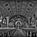 Church Of Saint Bernard by Amanda Stadther