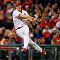 Cincinnati Reds V Philadelphia Phillies by Rich Schultz