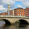 City Of Dublin by Artur Bogacki