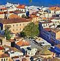 City Of Nafplio by George Atsametakis