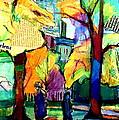 Cityscape by Helena Wierzbicki