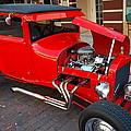 Classic Custom Hotrod by Robert Floyd