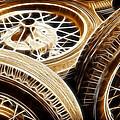 Classic Wheels by Steve McKinzie