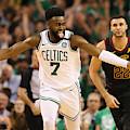 Cleveland Cavaliers V Boston Celtics - Game Five by Maddie Meyer