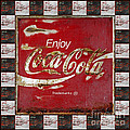 Coca Cola Signs by John Stephens