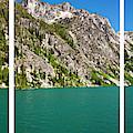 Colchuck Lake, Alpine Lakes Wilderness by Michael Hanson