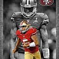 Colin Kaepernick 49ers by Joe Hamilton