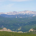 Colorado Continental Divide 5 Part Panorama 2 by James BO Insogna