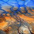 Colorful Runoff by Kathy Sampson
