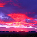 Colourful Arizona Sunset by James Welch
