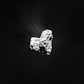Comet 67pchuryumov-gerasimenko by Science Source