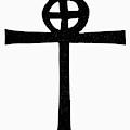 Coptic Cross by Granger
