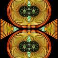 Cosmic Mitosis by Ellen Henneke