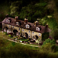 Country House In Bakewell Town Peak District - England by Doc Braham